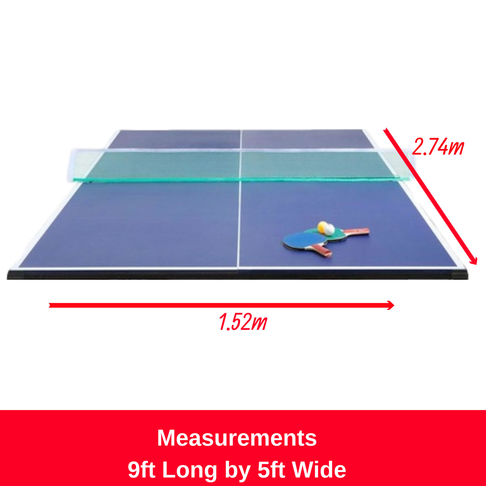 table tennis ping pong table game foldable standard sports family rh ebay com au