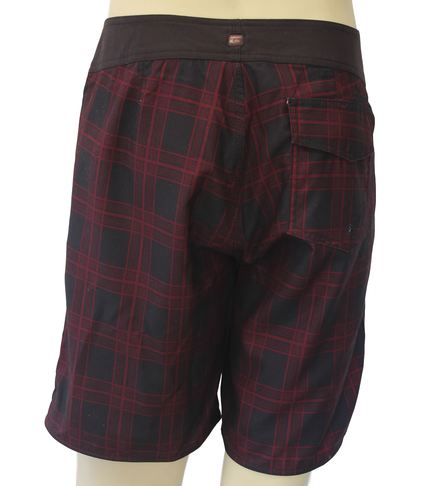 Men Authentic Quiksilver Board Shorts Boardshort Boardies Surf 30 32 Mens Original Size Guide Buy Now The New Blue Check Or Red Boardshorts These Are Made Of 100 Polyester For A Quick Dry